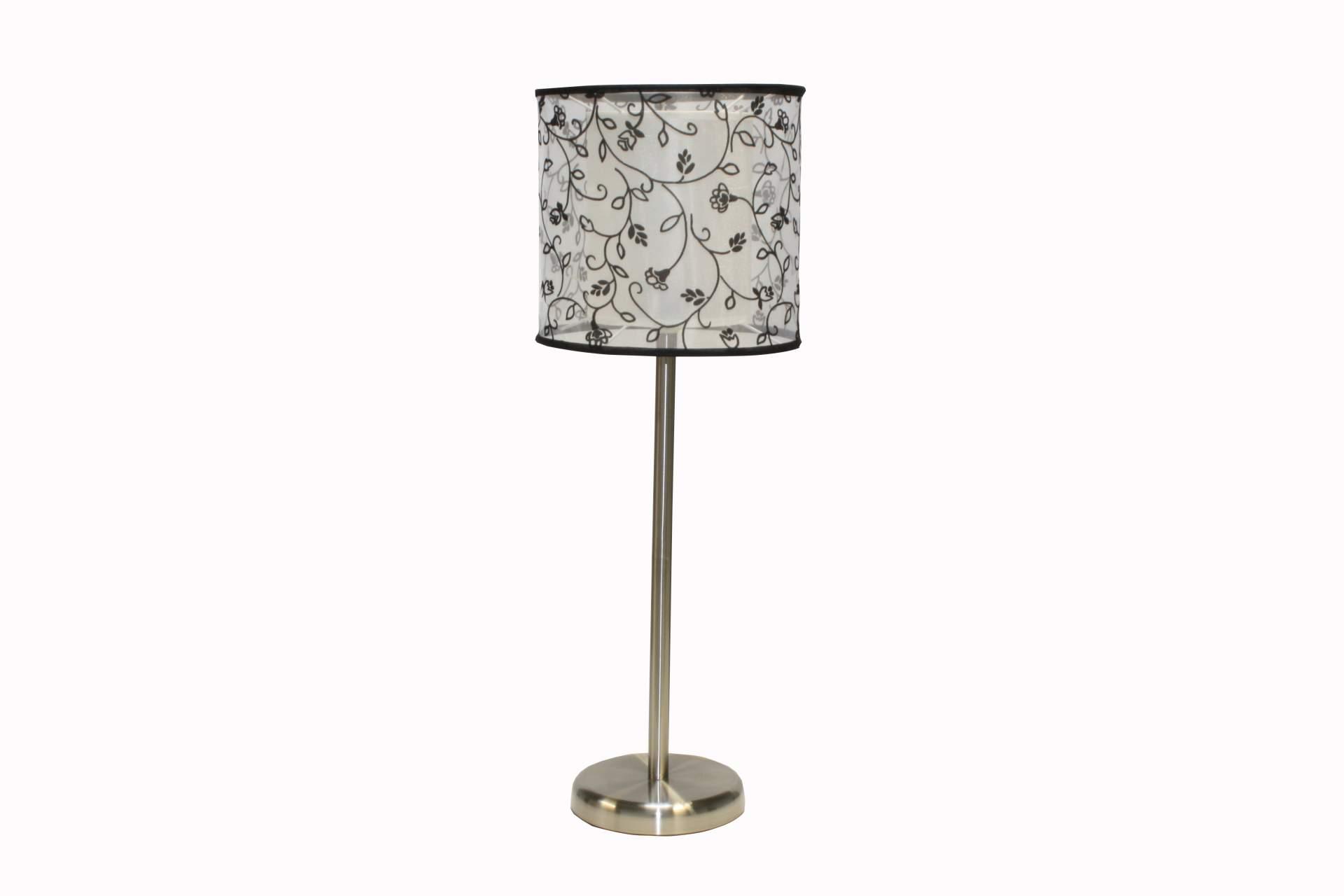 tischlampe tischleuchte weiss schwarz tisch lampe leuchte lampen und licht wohnen artlands. Black Bedroom Furniture Sets. Home Design Ideas